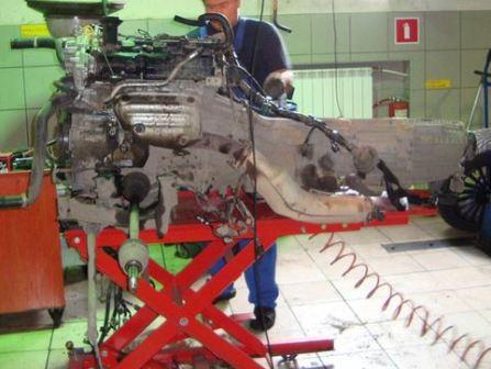 капитальный ремонт двигателя infiniti fx35