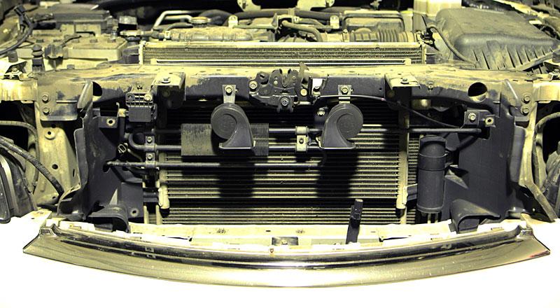 Комплекс работ по мойке радиаторов